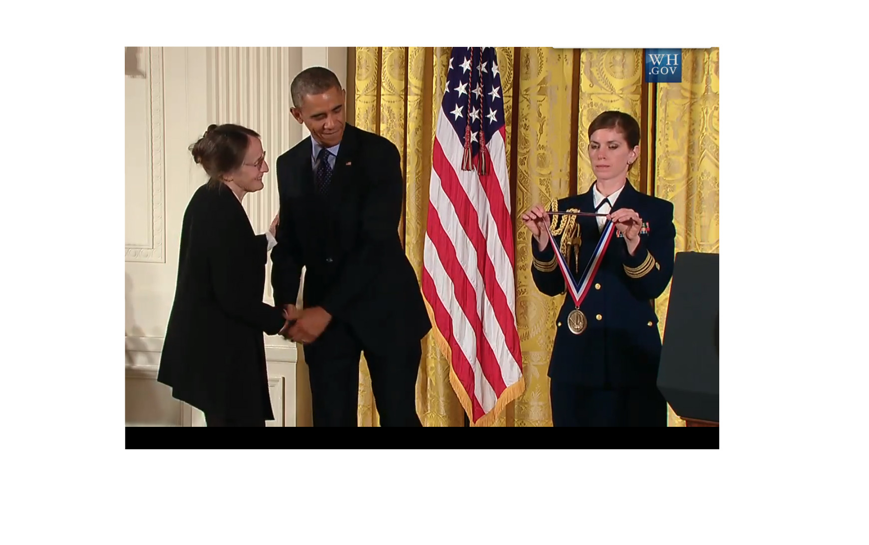 Mary_Shaw_Receives_National_Medal_Of_Technology_And_Innovation